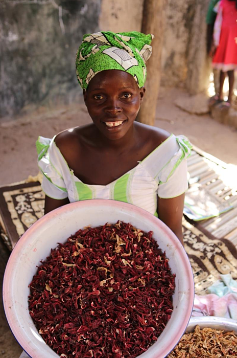 Fatou with bowl