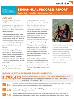 child-protection-semiannual-progress-report