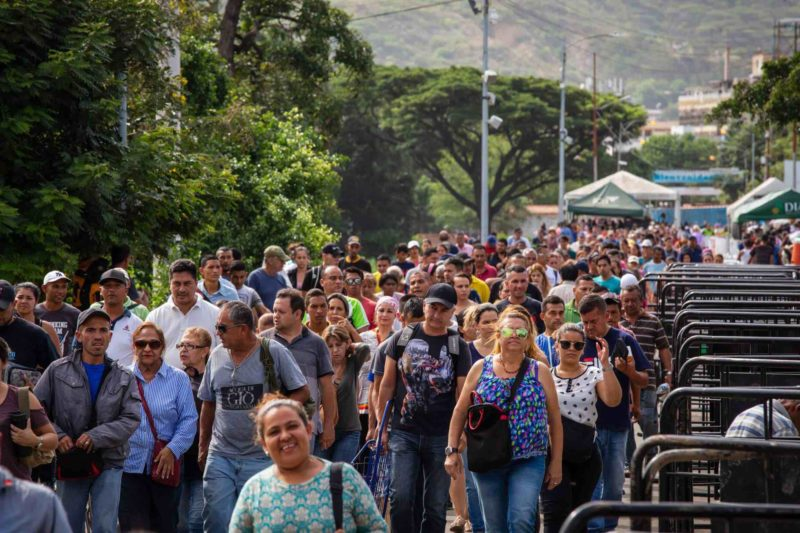 Venezuela Refugee Crisis