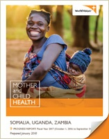 Mother and Child Health Report