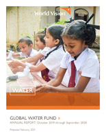 Water_Global Water Fund_Report FY20 Annual