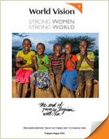 Strong Women Strong World Fund Report