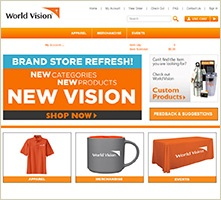 World Vision Company Store