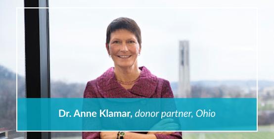 Dr. Anne Klamar