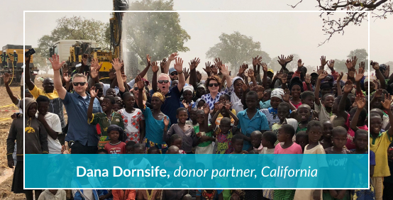 Dana Dornsife, donor partner, California