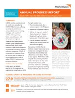 2020 Annual Report - Empowering Women and Girls
