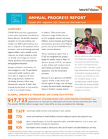 Mother and Child Health_Mother and Child Health Fund_Report FY20 Annual