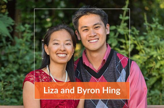 Liza and Byron Hing