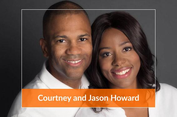 Courtney and Jason Howard