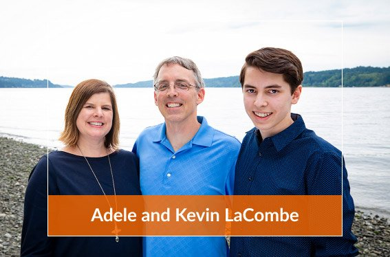 Adele and Kevin LaCombe