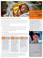 Mother and Child Health Overview
