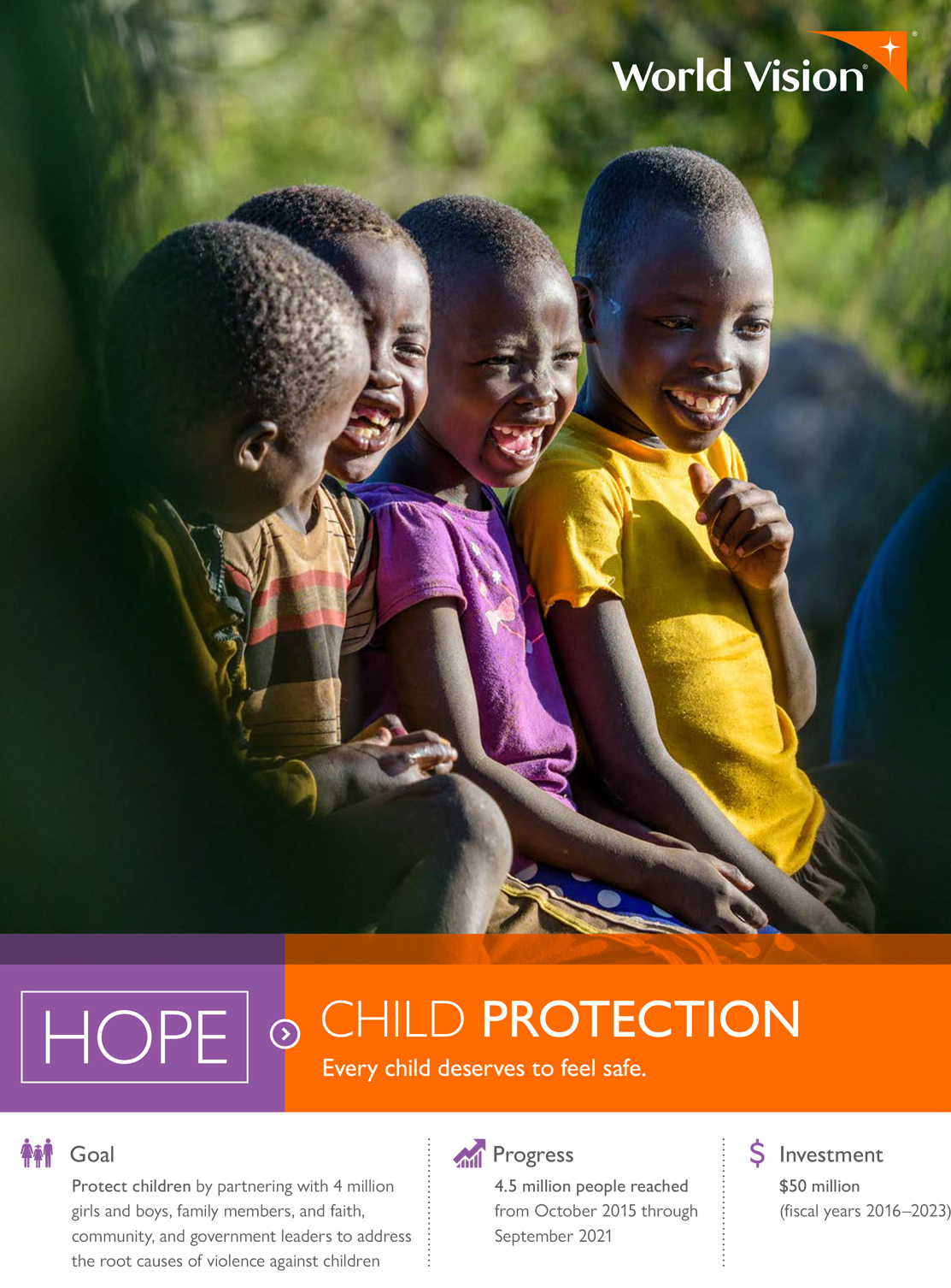 Child Protection SI Overview