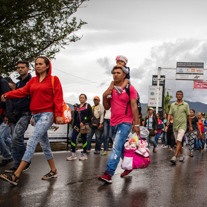 Venezuela Crisis Response