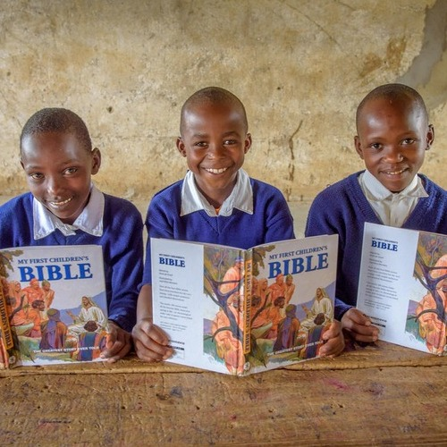 International Bible Fund