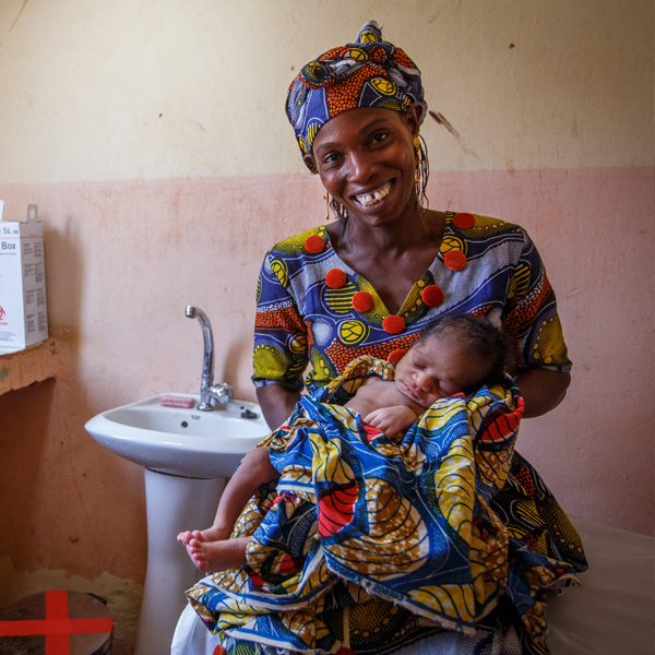 Niger Water in Health Facilities