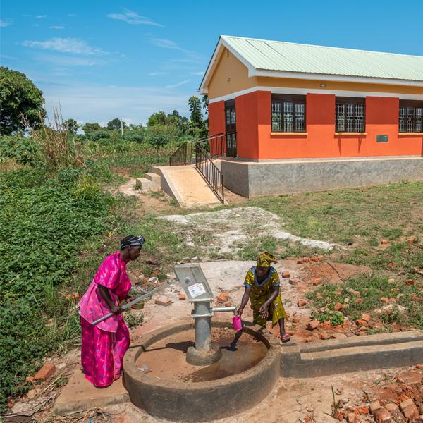 Zambia Water in Health Facilities