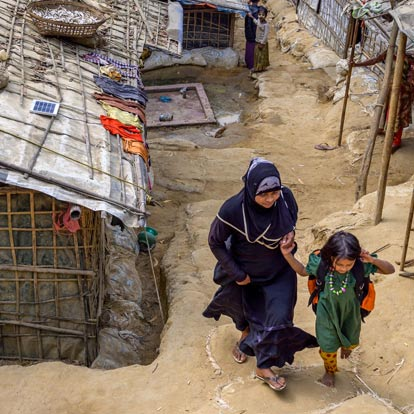 Bangladesh Crisis Response