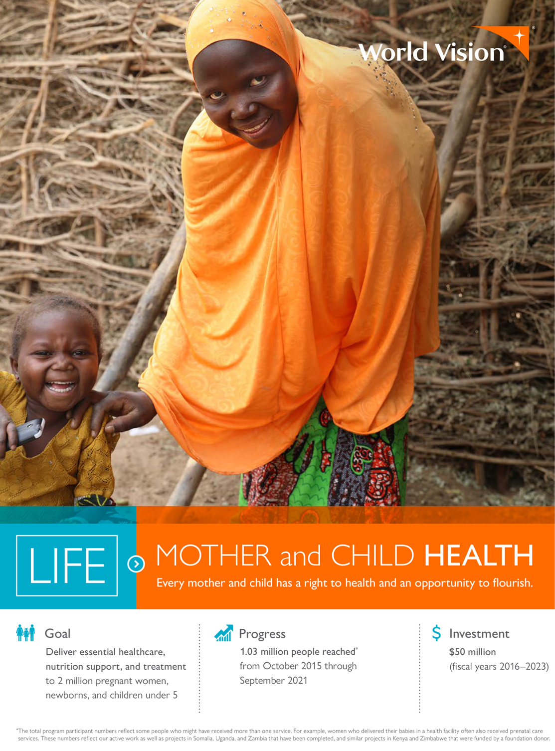 Mother and Child Health SI Overview