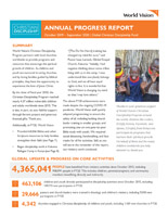2020 Annual Report - Christian Discipleship