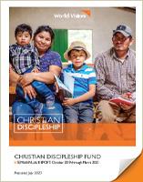 2020 Semiannual Report - Christian Discipleship