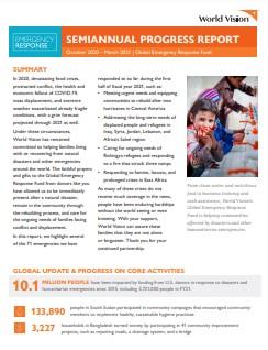 2021 Semi-Annual Report - Emergency Response