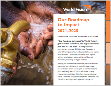 WASH Business Plan 2020-2025 - Our Road to Impact